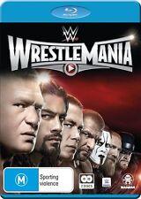 WWE - Wrestlemania XXXI 31 (Blu-ray, 2016, 2-Disc Set) BRAND NEW SEALED