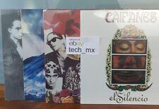Caifanes, El Diablito, El Silencio and El Nervio del Volcan Vinyl 4 LP FREE SHIP
