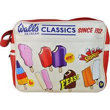 Wall's Ice Cream Classics Lolly Lollies Retro Vintage Shoulder Messenger Bag