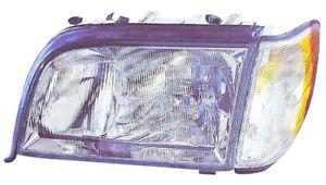 Headlight Combination Assembly Right Maxzone 340-1112R-ASC
