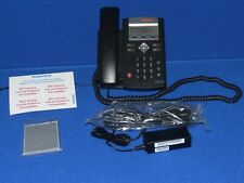 Polycom Soundpoint Ip 335 Poe Hd Voip Ip Office Phone 2201 12375 001 With Ac Power