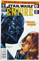 Dark Horse STAR WARS EMPIRE (2003) #5 RARE NEWSSTAND VADER VF SHIPS FREE!