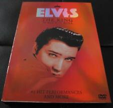 Elvis Presley - King Of Rock 'n' Roll #1 Hit Performances and more DVD
