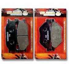 Yamaha F+R Brake Pads XP500 TMax (2001-2003) XVS 950A Midnight Star (2009-2013)