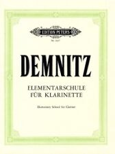 DEMNITZ ELEMENTARY SCHOOL FOR CLARINET*