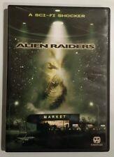 ALIEN RAIDERS (RAW FEED SERIES) SCI-FI SHOCKER RATED R