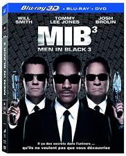Men in Black 3 [Combo Blu-ray 3D + Blu-ray + DVD] | BLU-RAY (neuf)