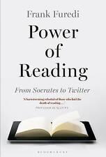 Power of Reading / Frank Furedi / NEW 9781472914774