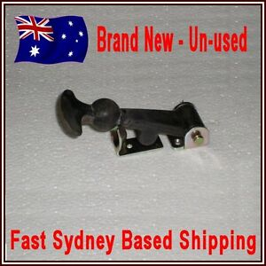 Bonnet Boot Trunk Lock Rubber Hold Down Catch strap classic old style race rally