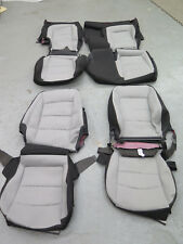2018 GMC Terrain Factory oem cloth seat cover set gray