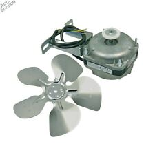 Universal Ventilador ventilador motor 10 Watt 230v Paletas 250mm Ø Refrigerador