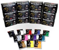 900 Ultra Double Matte Deck Guard Card Sleeves 10 Colors
