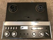 ReVox A77HS Reel-to-Reel Stereo Tape Deck 2 Track HIGH SPEED 7.5/15 IPS
