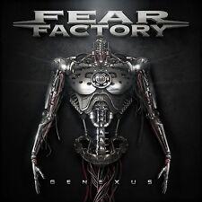 FEAR FACTORY - GENEXUS - NEW CD ALBUM