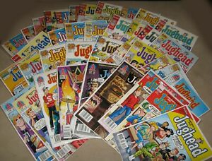 Jughead Classic Comics from Archie 49 Issues from Mid 90's Most VF/NM Bagged