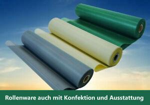 Windschutznetz schwarz grau 260g/m² Profiqualität Hof Stall Halle Carport 4,95€