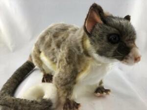"Hansa Creations Brush Tail Possum ""Most Realistic' Lifelike Plush Native NWT"