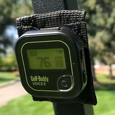 Bushwhacker Magnetic GPS Holder for Golf Cart Railing Mount Rangefinder Attach