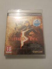Resident evil 5 Gold Edition para ps3 pal España nuevo y precintado