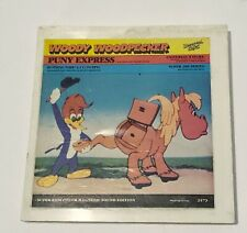 Woody Woodpecker Puny Express Cartoon  , Super 8mm empty Plastic Case - No Film