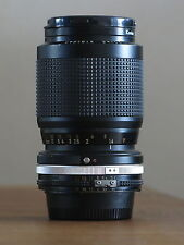 NIKON NIKKOR 35-105MM 1:3.5-4.5 LENS WITH NOSTRILS A VINTAGE CLASSIC IN NM-COND