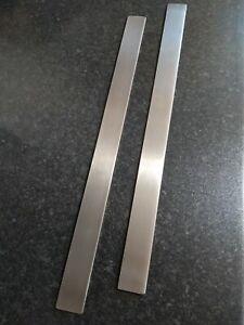 Stainless Steel - Flat Bar Strip- 2MM 316  500MM LONG 316 Boat Marine Boat Grade