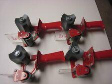 4 3m Scotch Shipping Tape Gun Dispensers Heavy Duty 3 Wide Bp 15 Open Package