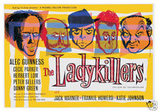 """Ealing 16.5"""" x 11.5"""" Ladykillers Full Colour Poster"""