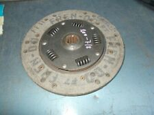 Scheibe Kupplung Ford Consul I Serie 51-56 Durchmesser 200 10 Cave Clutch Desc