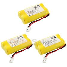 3 NEW Phone Battery for Vtech BT175242 BT275242 89-1341-00-00 CS6129-54 500+SOLD
