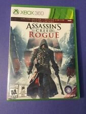 Assassin's Creed Rogue *Limited Edition* (XBOX 360 + XBOX ONE) NEW