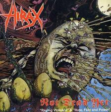 Hirax-not Dead Yet (Raging violenza simulata, 1985/Hate, Fear and power, 1986) + LIVE