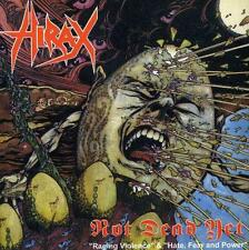 Hirax - Not Dead Yet (Raging Violence, 1985 / Hate, Fear and Power,1986) + Live