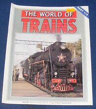 THE WORLD OF TRAINS PART 119 - DIRECTOR CLASS 4-4-0S/THE BAGHDAD RAILWAY