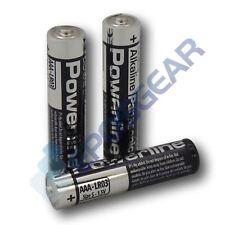 240 Panasonic Powerline AAA LR03 MN2400 Industrial Alkaline Battery Batteries