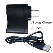 Universal AC DC Power Adaptor Supply US Plug Main Charger 3 Pin 5V 2A