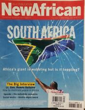 New African UK May 2017 South Africa Wobbling Is It Toppling FREE SHIPPING sb