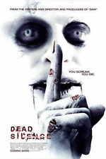 DEAD SILENCE Movie POSTER 27x40 B Donnie Wahlberg Amber Valletta Bob Gunton Ryan