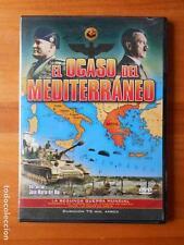 DVD EL OCASO DEL MEDITERRANEO - LA SEGUNDA GUERRA MUNDIAL - CAJA SLIM (Ñ5)