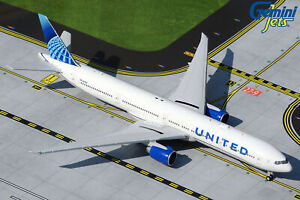 United Boeing 777-300ER N2749U Gemini Jets GJUAL1922 Scale 1:400