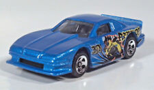 """Hot Wheels 1998 98 Ford Mustang Cobra 2.75"""" Diecast Scale Model Racing Attitude"""