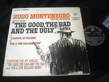 HUGO MONTENEGRO ORCHESTRA/OST THE GOOD THE BAD AND THE UGLY/GERMAN PRESS