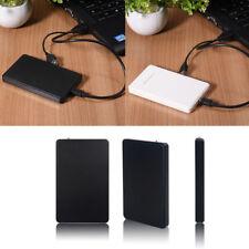 Mobile 2.5 Inch 2TB External Drive USB 2.0 SATA HDD Enclosure Hard Disk Case