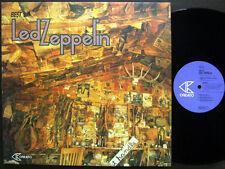 Led Zeppelin - Best of (Korea Unique Sleeve) 1992, RARE !!