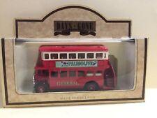Lledo Days Gone DieCast Model #15023 AEC Regent Double Decker Bus Palmolive Soap