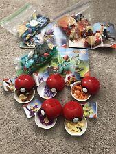 Lot Of Pokemon Block Sets