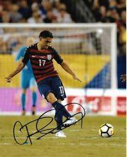Team Usa Cristian Roldan Autographed Signed 8x10 Mls Photo Coa W