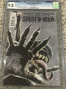 Superior Spider-Man #25: The Darkest Hour - 1:50 - 9.8 CGC - Rare Venom Variant
