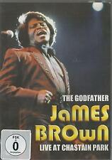 DVD - James Brown - The Godfather: Live at Chastain Park / #834