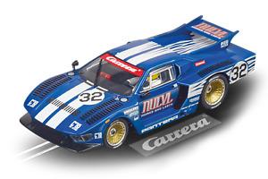 Carrera 27671 De Tomaso Pantera No.32 Evolution 132 20027671 1/32 Slot Car